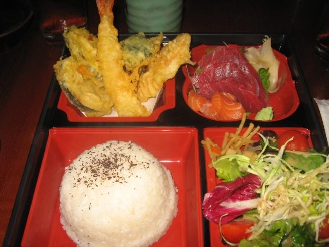 Sushi Shiono Big Island Bento
