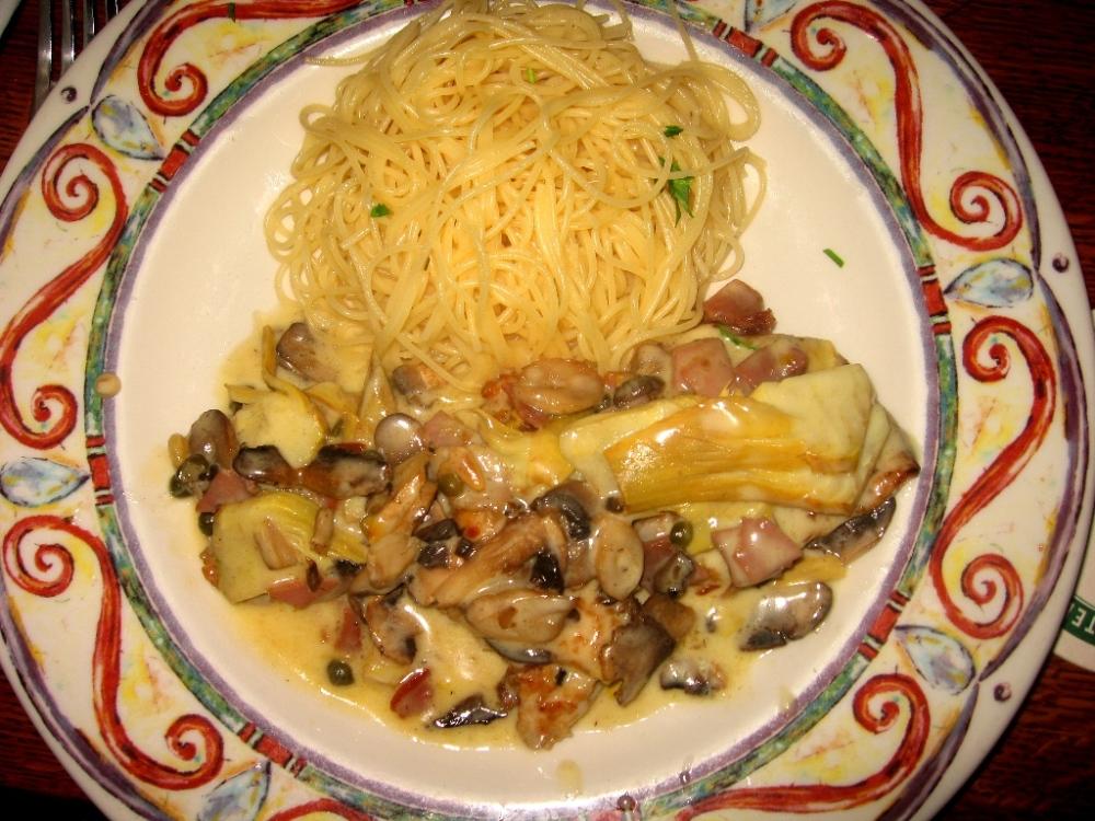 Romano's Macaroni Grill @ Queens' MarketPlace (5/6)