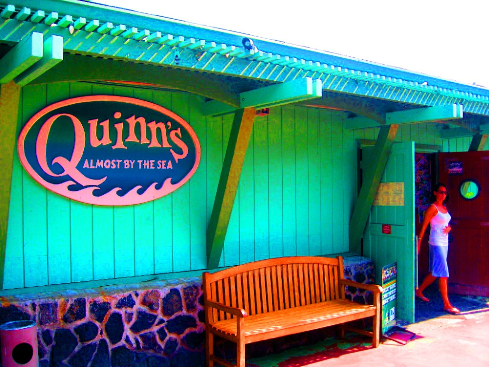 Quinn's:  Almost by the Sea!   10/13/2010 (2/6)