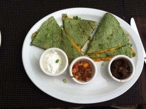 Kalua Pork Quesadilla