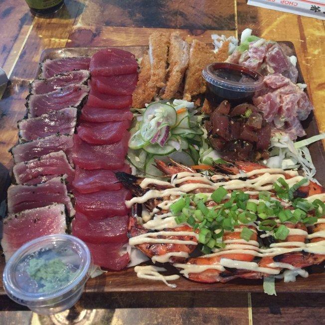 Large Pupu Platter